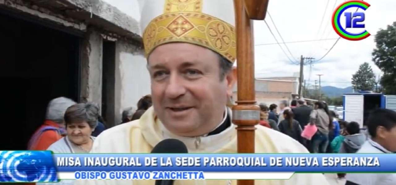 Mons. Gustavo Zanchetta