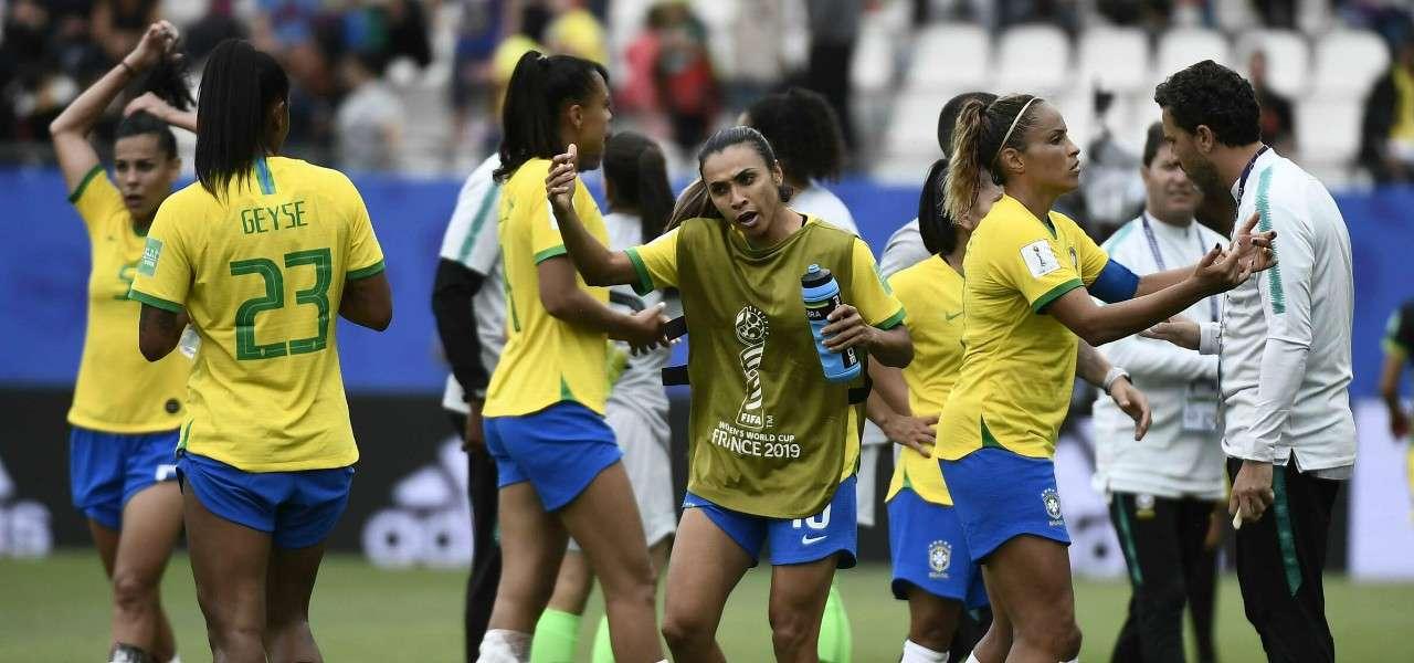 Brasile femminile Giamaica Mondiali lapresse 2019