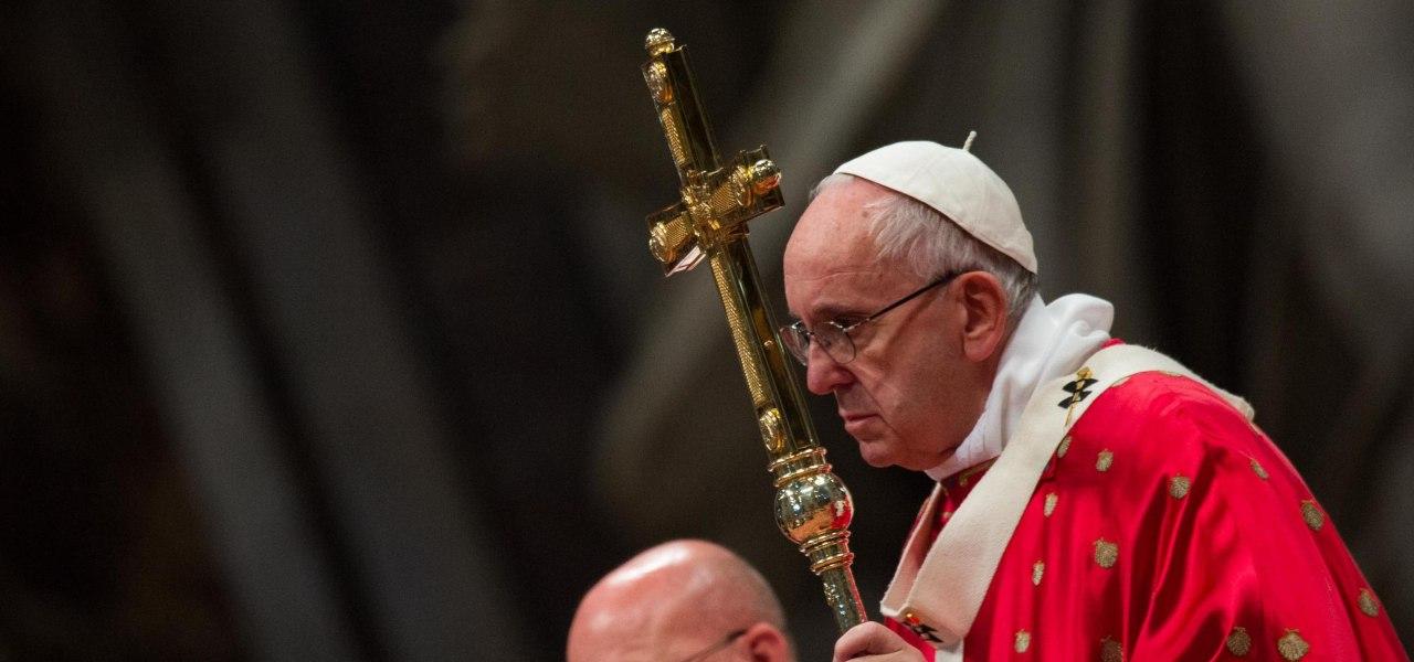 Papa Francesco Messa Pentecoste