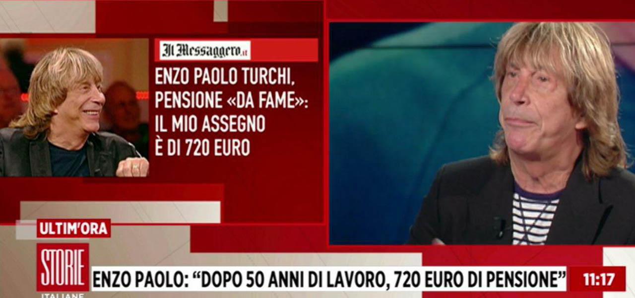 enzo paolo turchi storie italiane