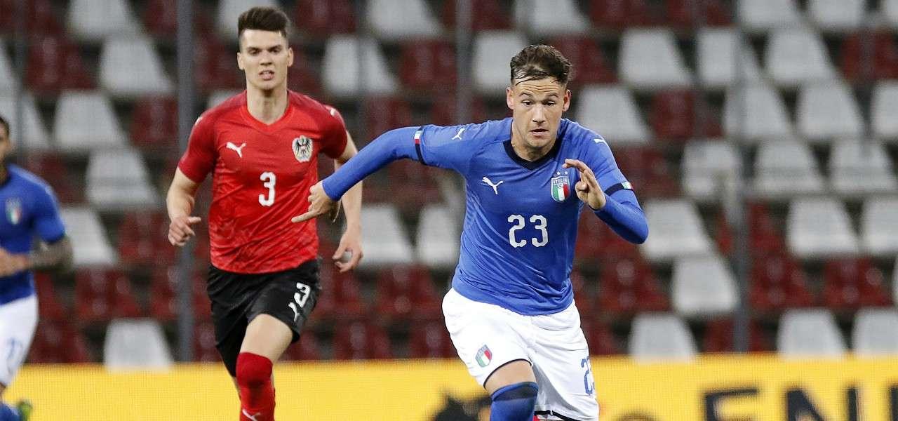 Murgia Italia Under21 U21 lapresse 2019