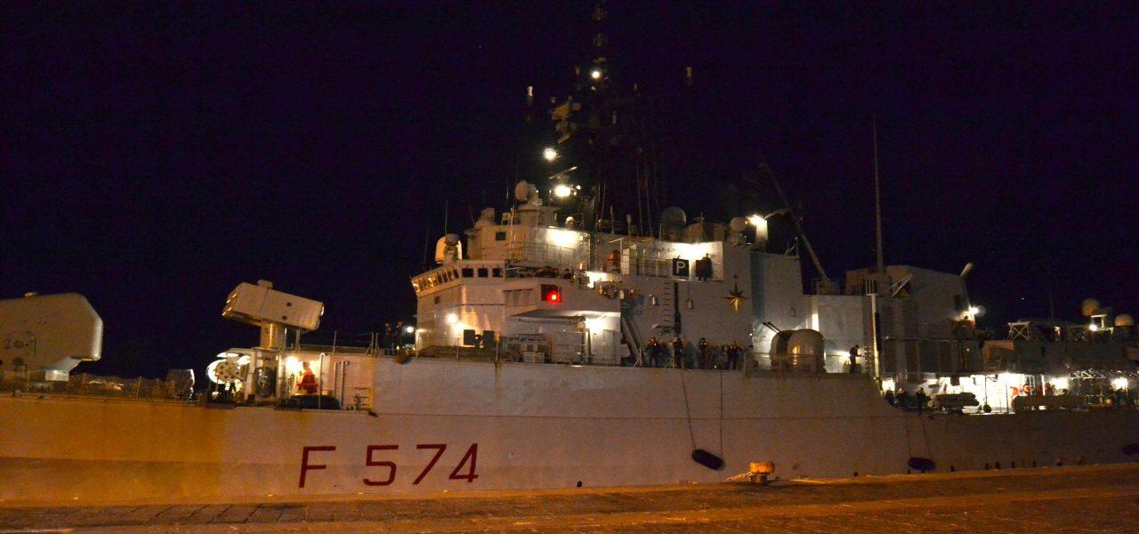 nave marina militare lapresse