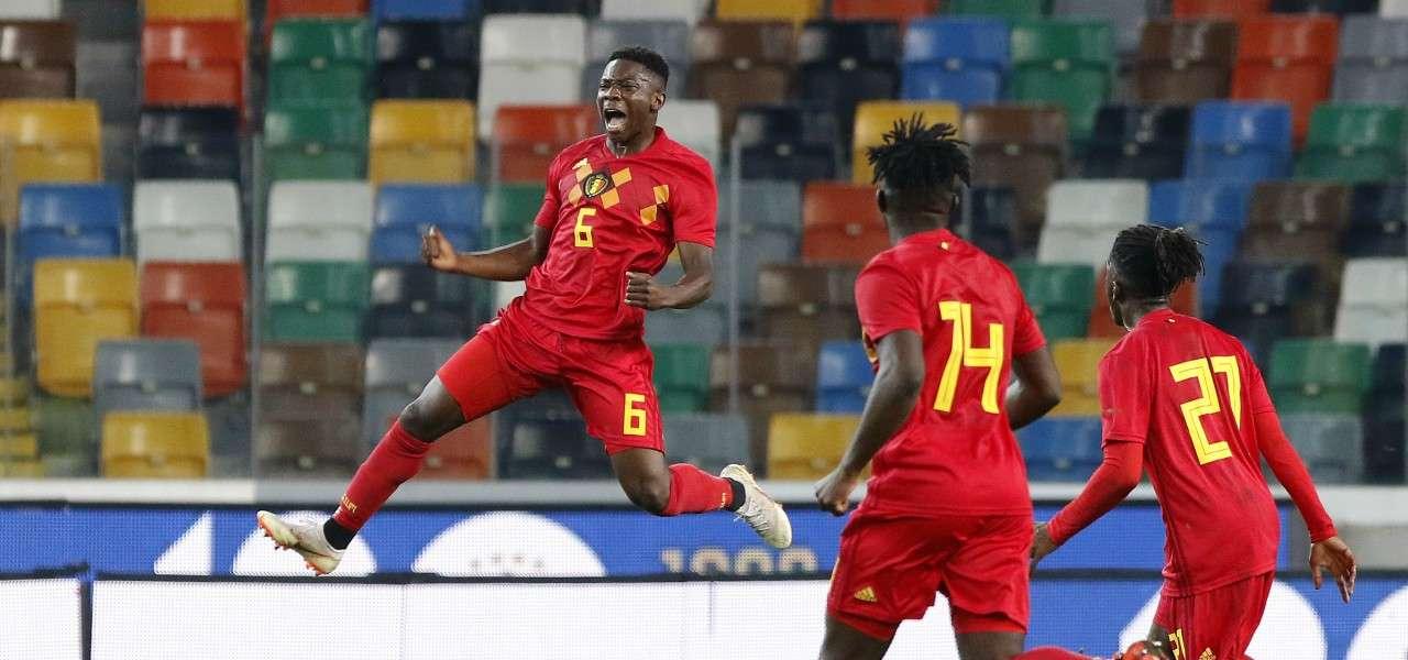 Belgio Under 21 U21 gol lapresse 2019
