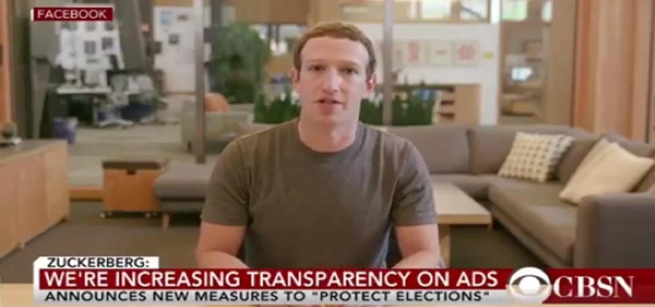 facebook Mark Zuckerberg, video falso diventa virale
