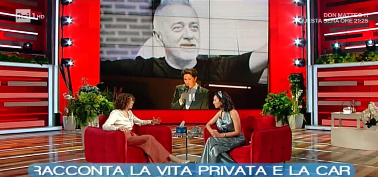 """Roberta Bellesini ricorda il marito Giorgio Faletti/ """"Un piatto di pasta ..."""