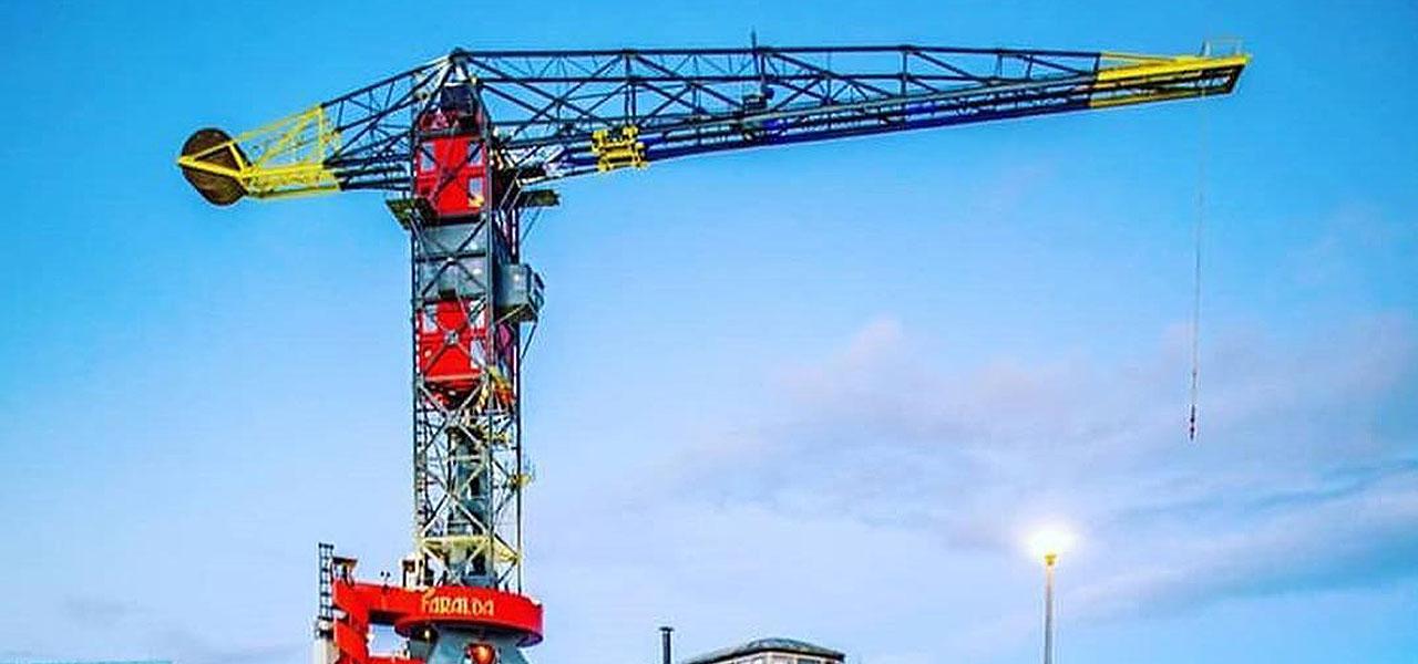 Faralda Crane Hotel In Olanda Amsterdam Dormire E Fare Bunjee