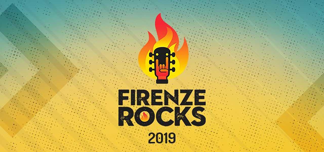 Firenze Rocks 2019