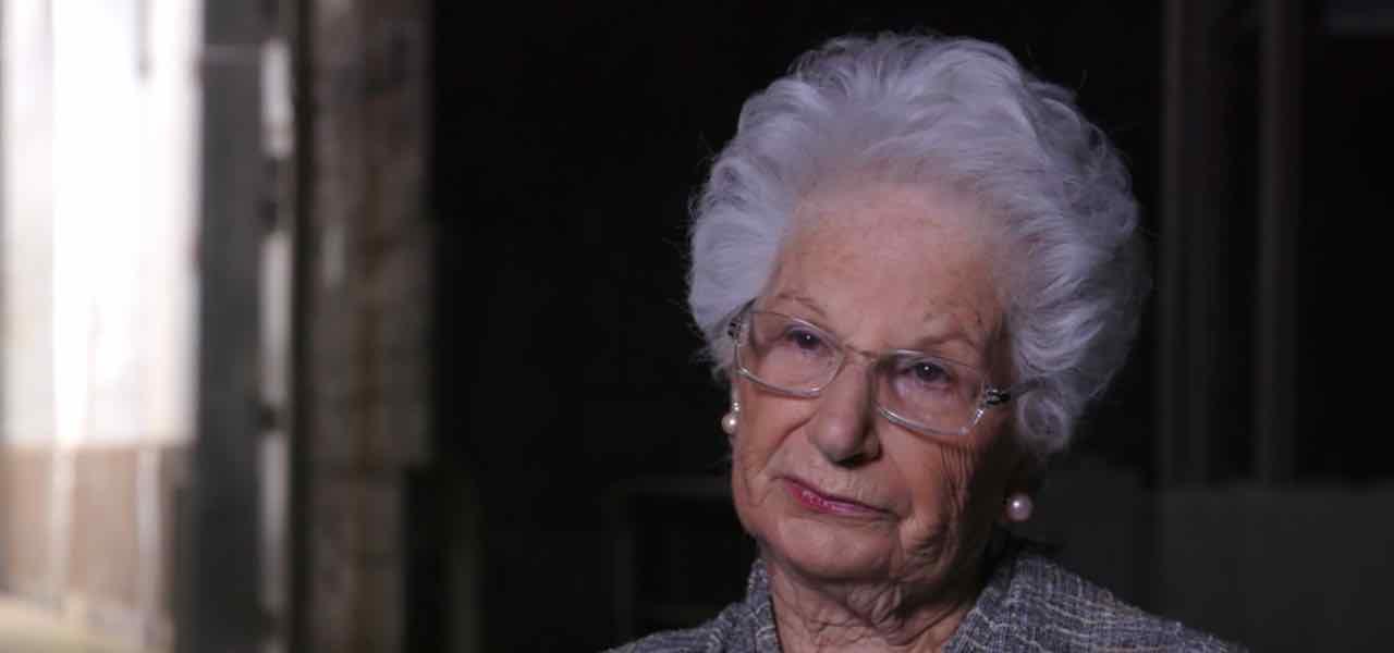 Liliana Segre ricorda Anna Frank