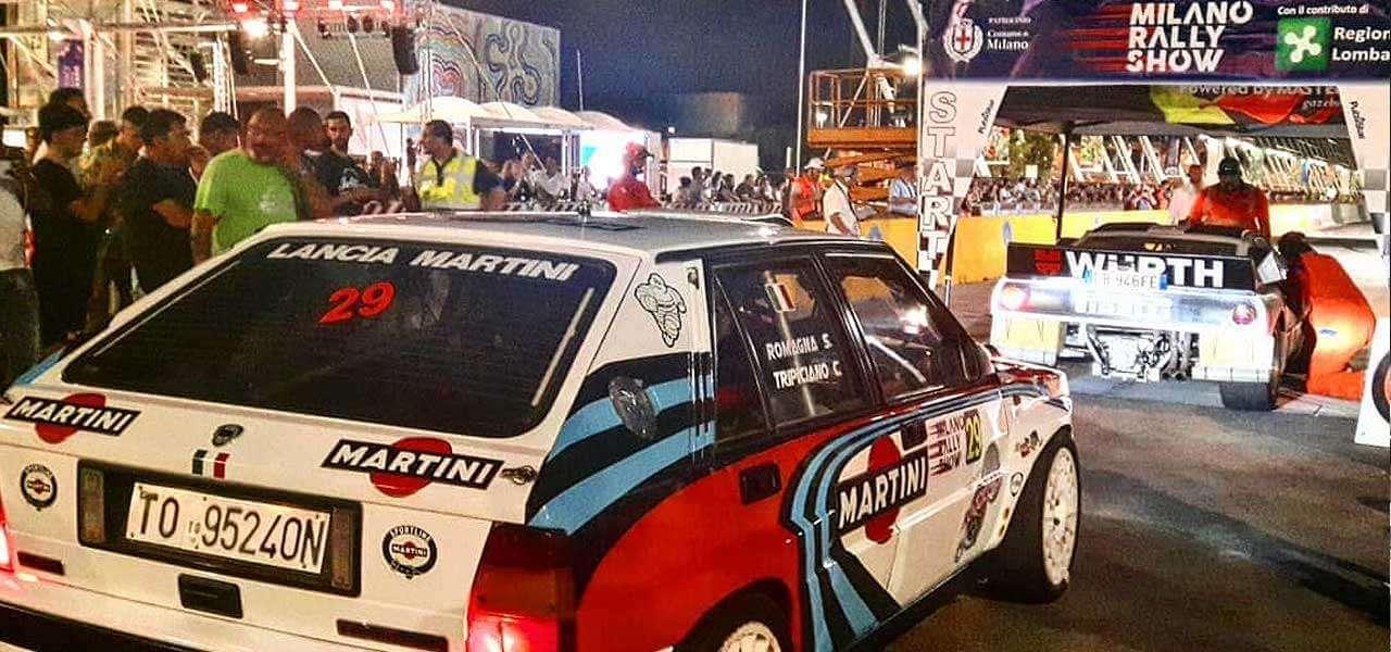 Milano Rally Show