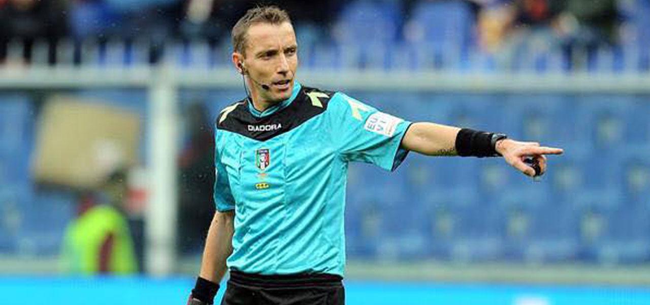 L'ex arbitro Paolo Mazzoleni