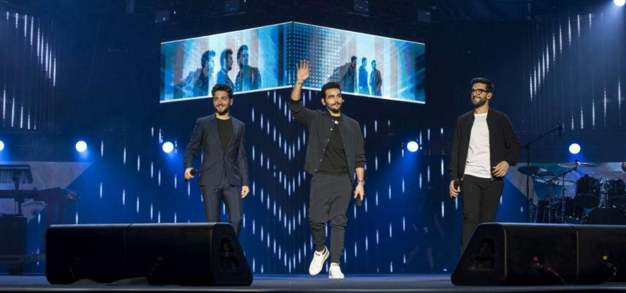 Il Volo/ Video, un tour estivo pieno di emozioni e… (Radio Italia Live)
