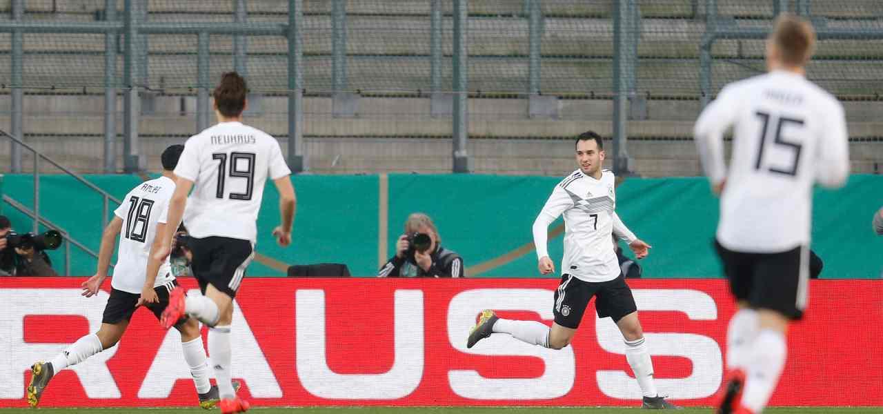 Diretta/ Spagna Germania Under 21 (risultato finale 2-1) streaming ...