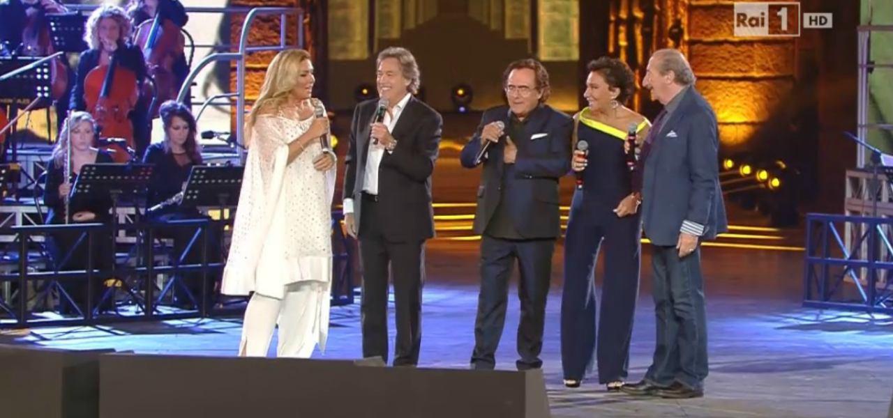 RICCHI E POVERI/ Franco Gatti abbraccia il pubblico dopo l ...