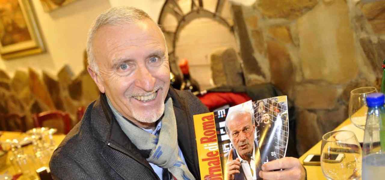Roberto Pruzzo a Ballata per Genova