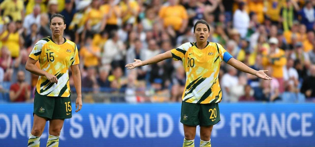 Kerr Gielnik Australia femminile lapresse 2019