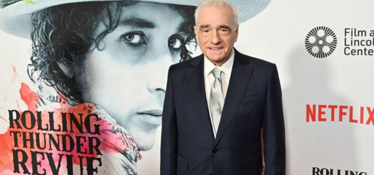 Martin Scorsese Netflix