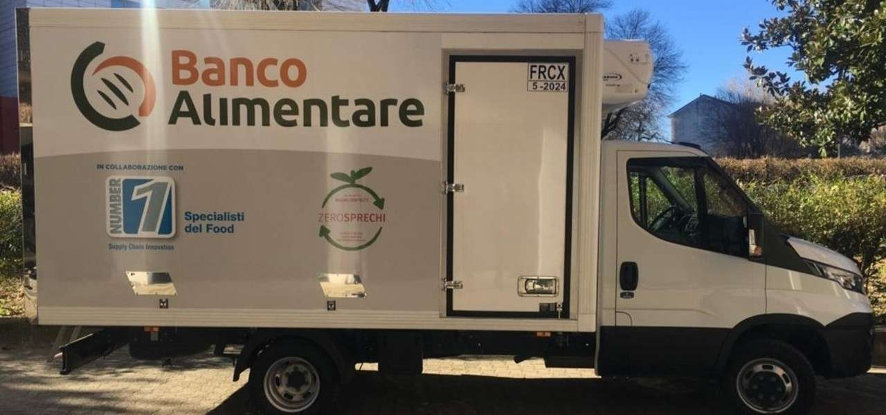 Number1 Banco Alimentare CS1280