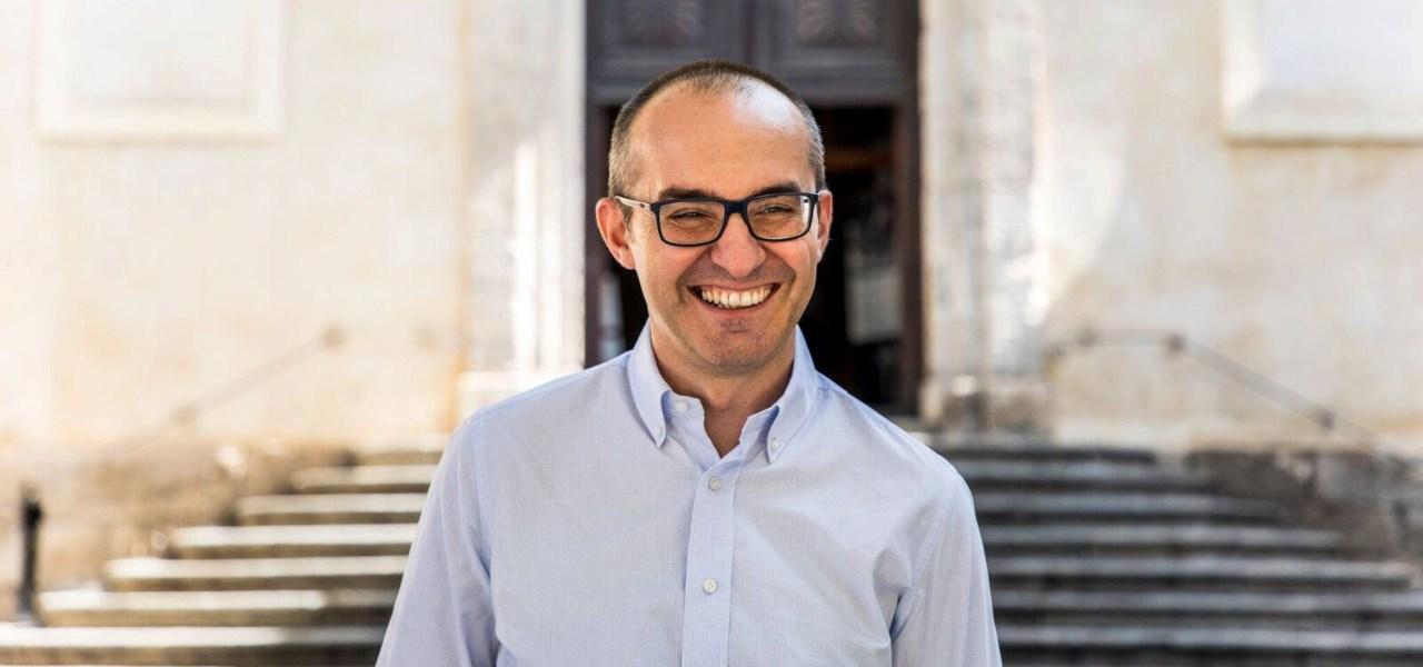 Paolo Truzzu, sindaco di Cagliari