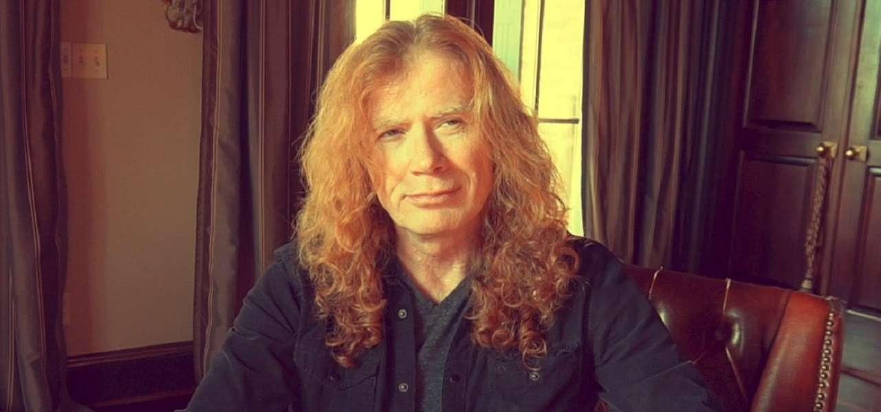 Dave Mustaine megadeth facebook