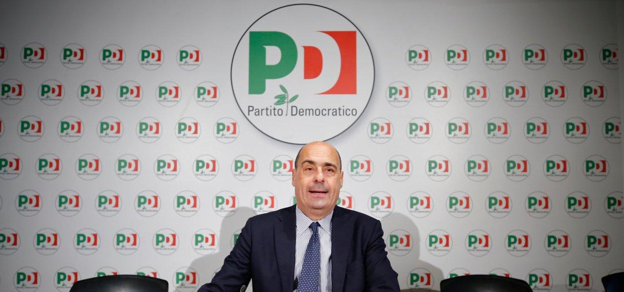 Zingaretti, Pd