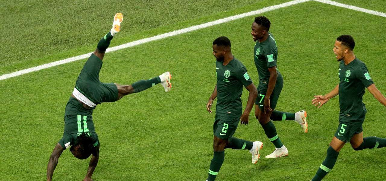 Nigeria coppa d'africa