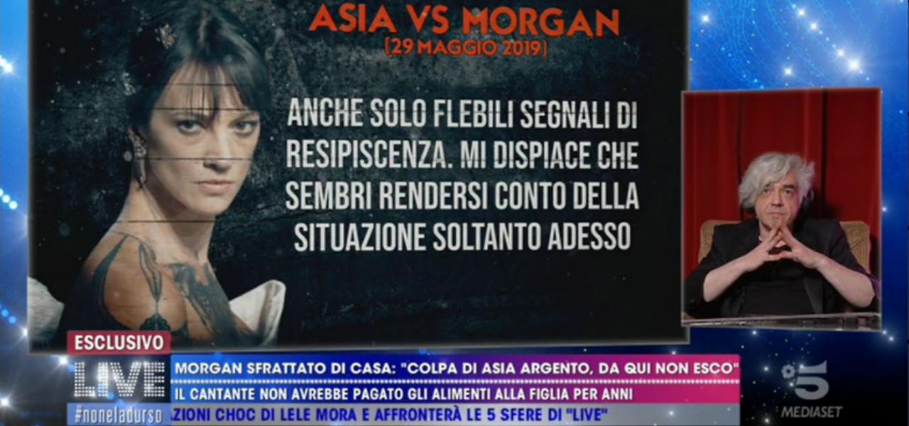 asia vs morgan live 2019