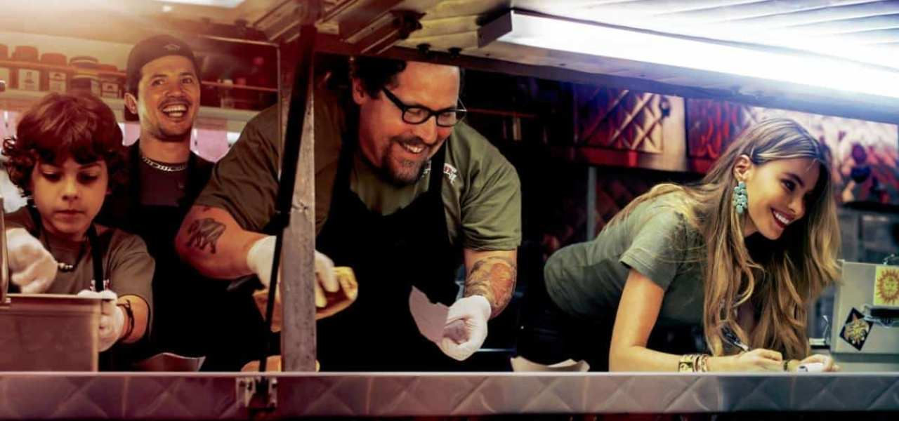 chef ricetta perfetta 2019 film