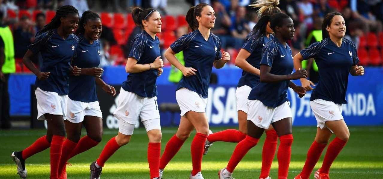 francia femminile 2019 lapresse