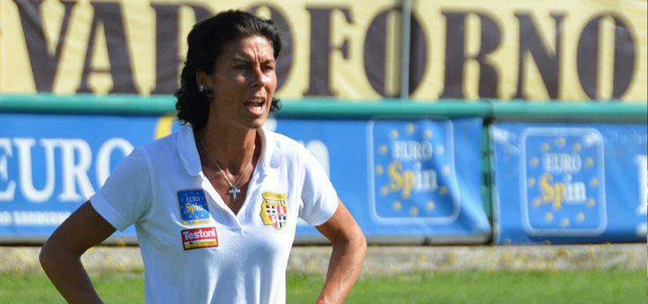 Manuela Tesse, ex calciatrice