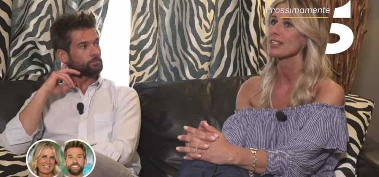 Sabrina Martinengo e Nicola Tedde a Temptation Island 2019
