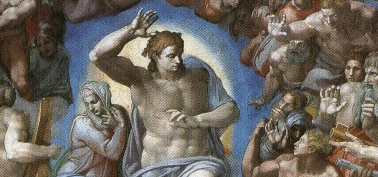 michelangelo cappellasistina cristo arte1280