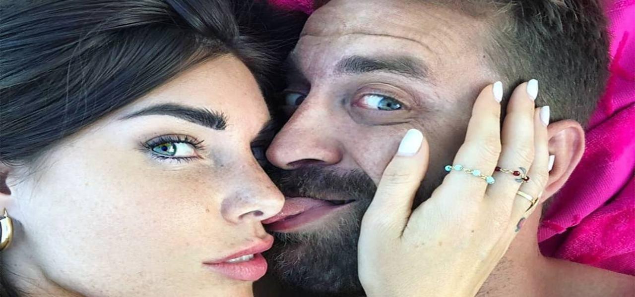 bianca atzei stefano corti instagram 2019