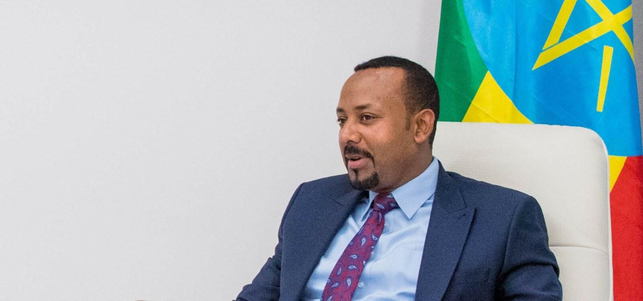 Etiopia, il premier Ahmed