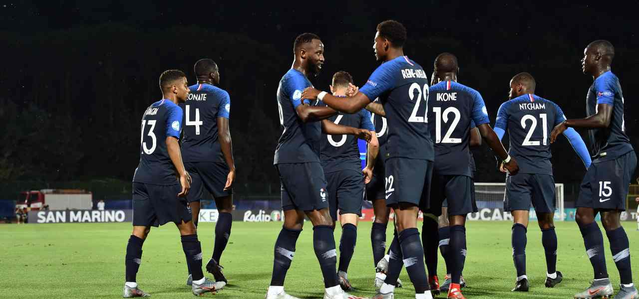 francia under 21 lapresse 2019