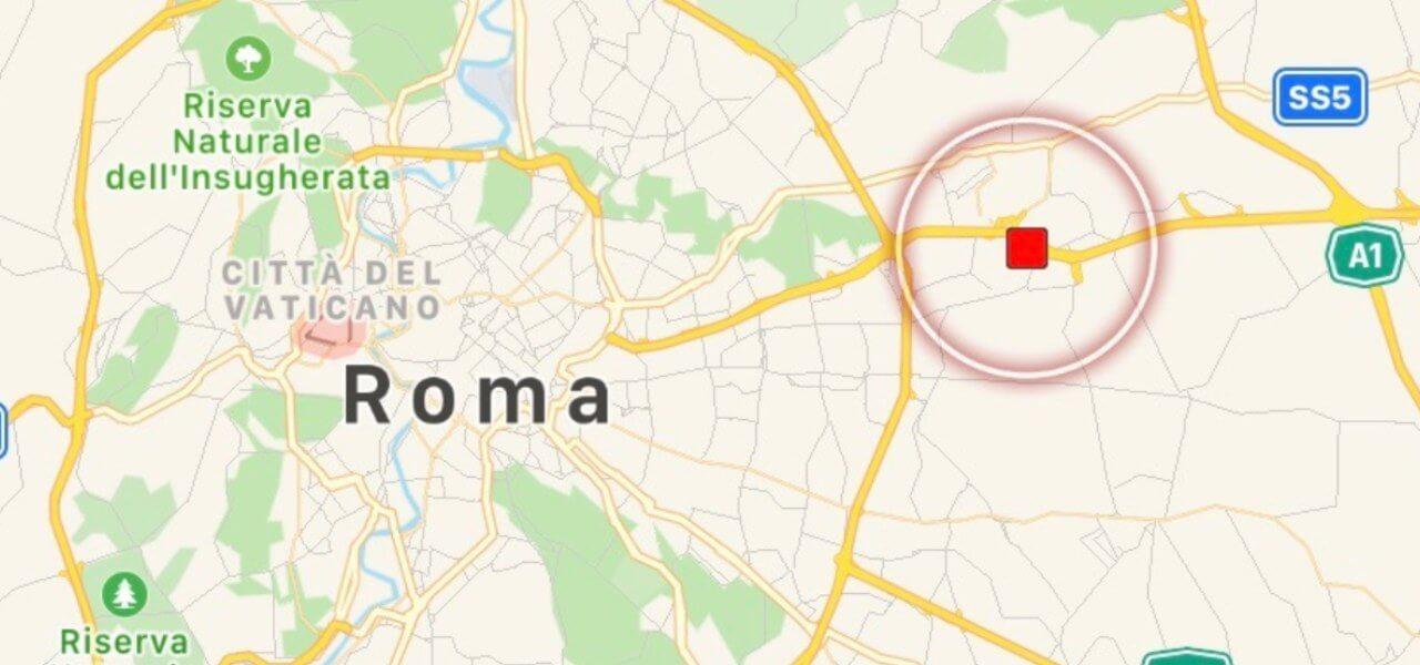 terremoto roma 23giugno2019