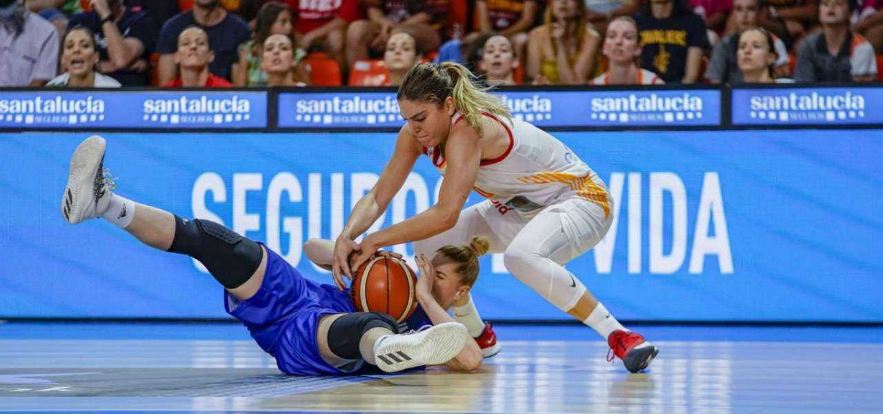 Spagna basket femminile
