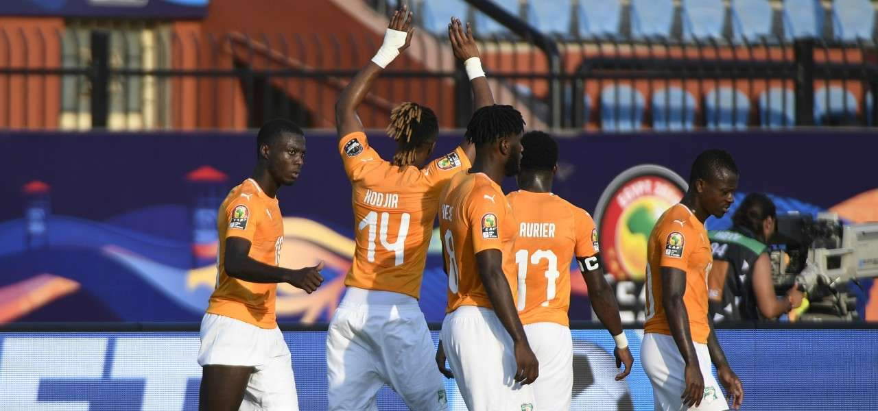 Kodjia gol Costa Avorio lapresse 2019