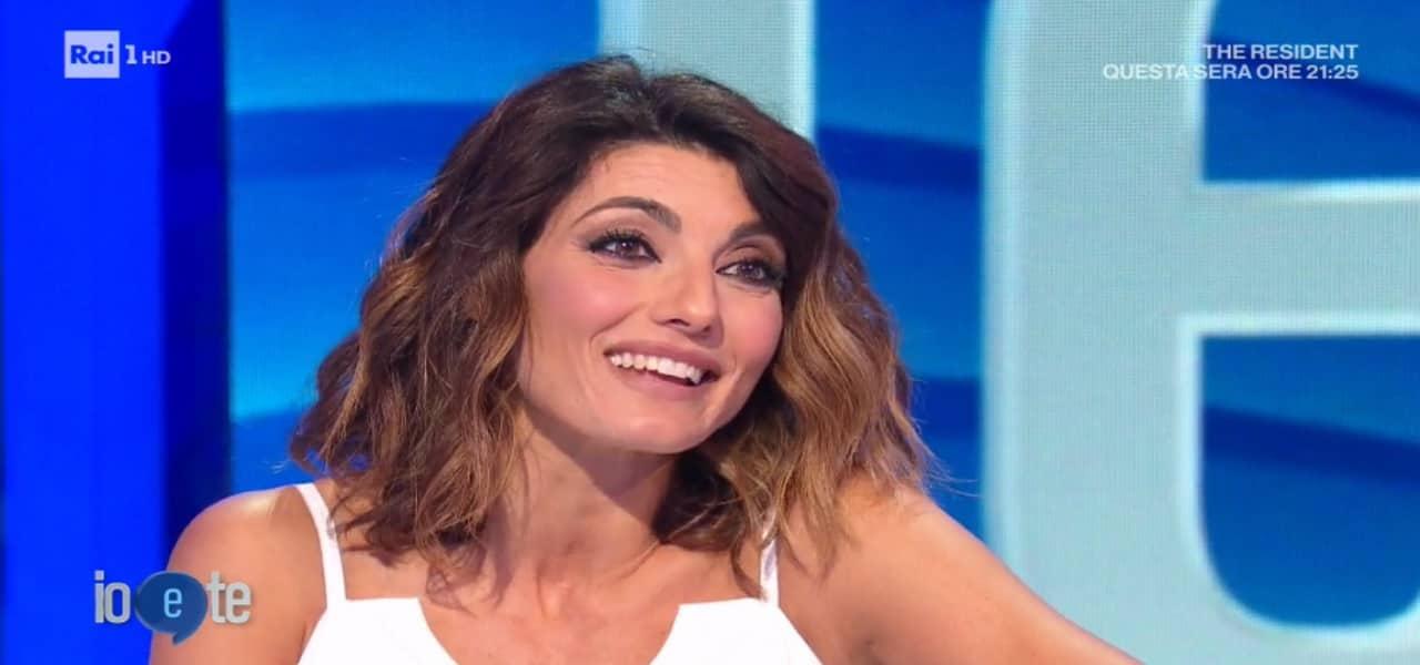 SAMANTA TOGNI SI COMMUOVE IN DIRETTA/ Ricordo di Fabrizio ...