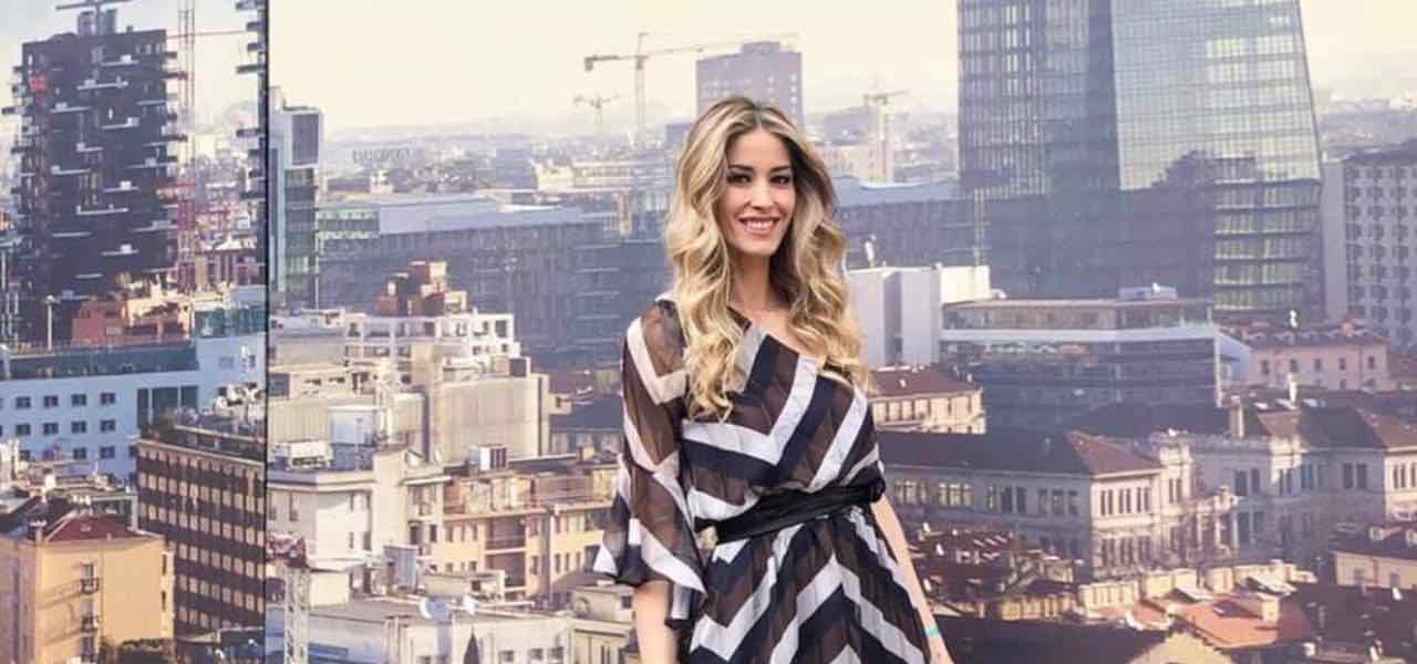 Elena Santarelli a Non Disturbare