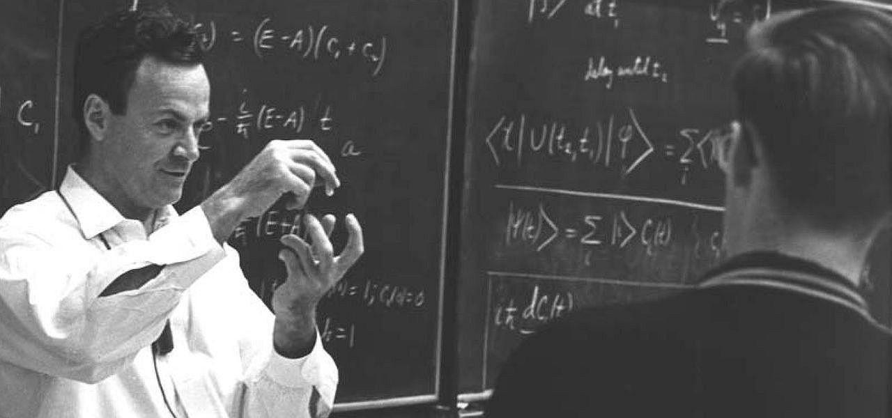feynman apertura