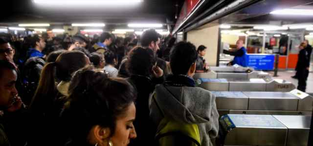 Metro M1 Milano