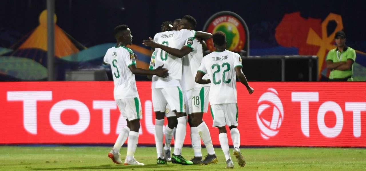 Senegal formazioni