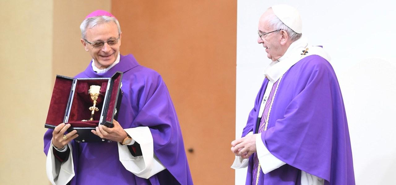 Papa Francesco a Carpi
