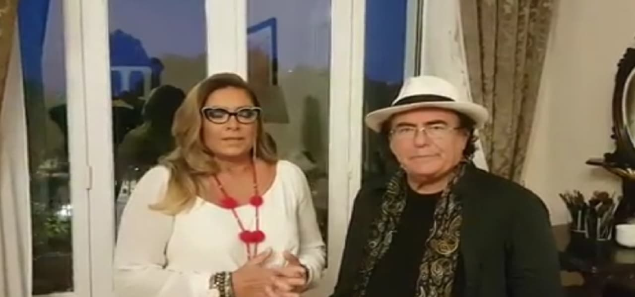 Al Bano Carrisi e Romina Power min