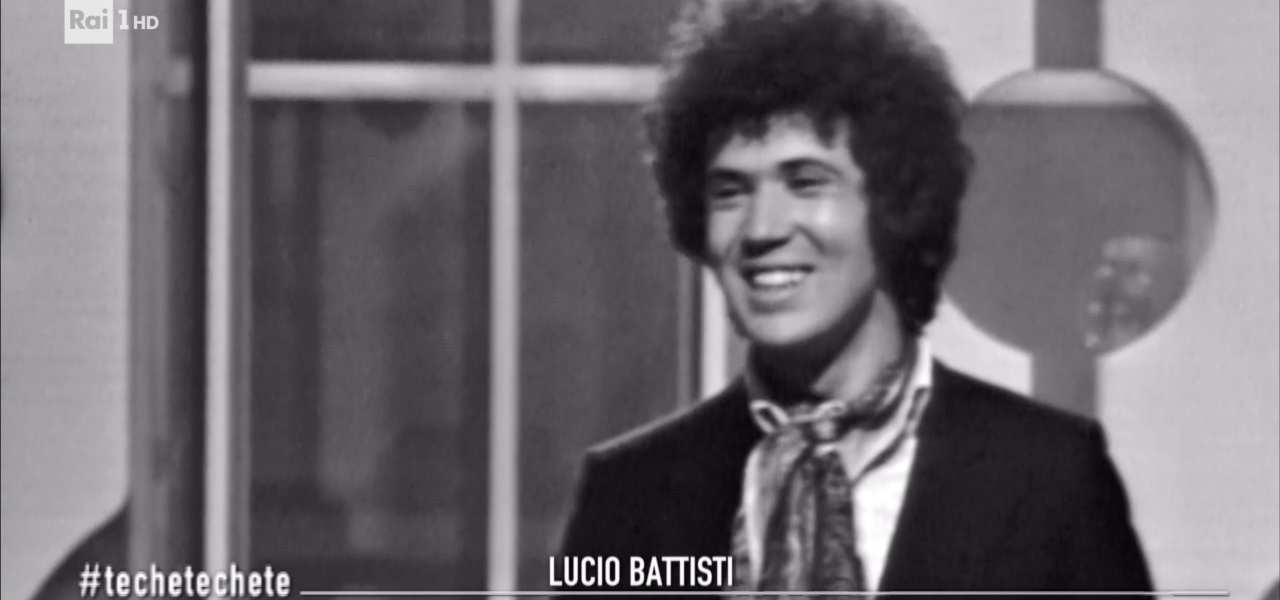 Lucio Battisti/ Le sue canzoni hanno venduto 523 milioni di copie ...
