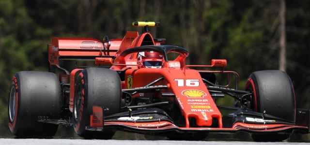 Leclerc Formula 1