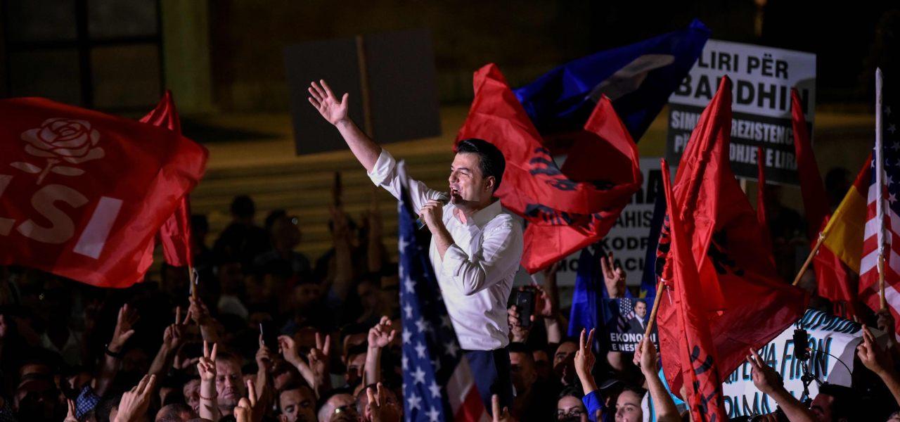 Elezioni in Albania