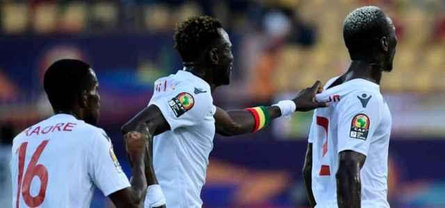 Guinea Coppa d'Africa