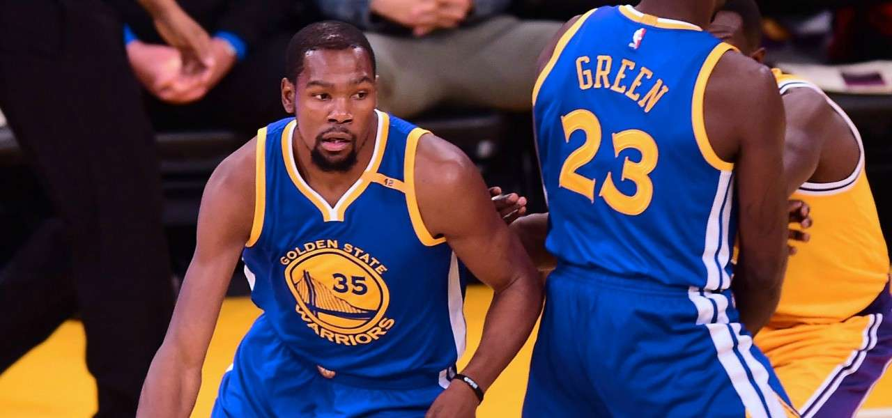Kevin Durant Golden State NBA lapresse 2019