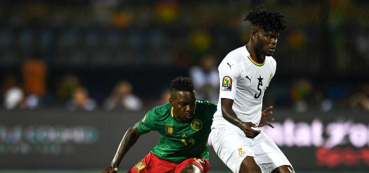 Thomas Partey Ghana Camerun lapresse 2019